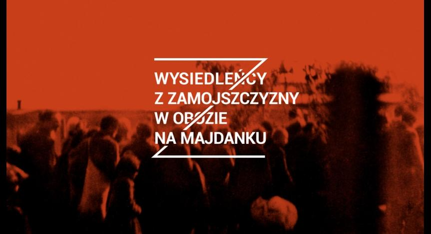 "Zoom image: Temporary exhibition ""The Displaced from the Zamość Region in the Majdanek Camp"""