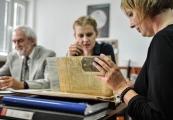 Pokaż powiększenie powyżej: Grypsy do Antoniny Grygowej w zbiorach muzeum