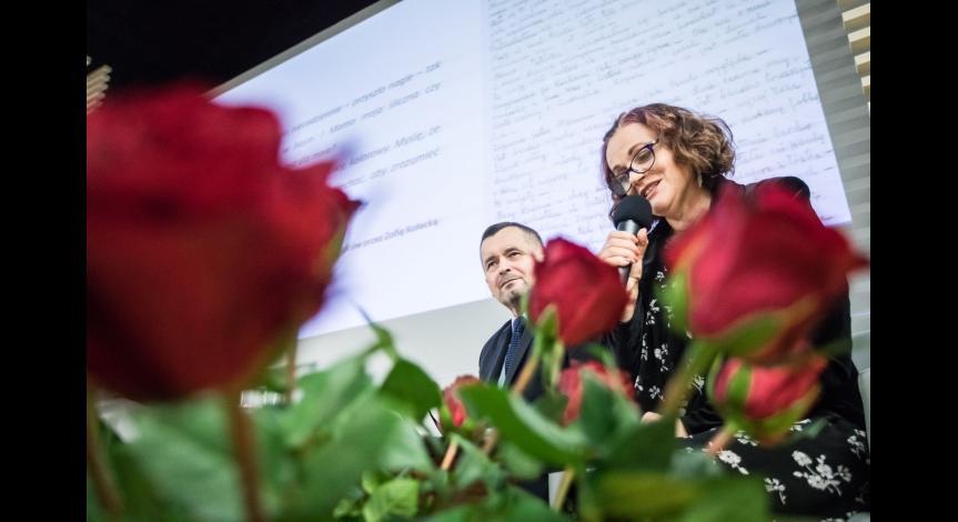 Powiększ obraz: O miłości na Majdanku