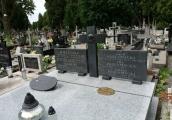 Pokaż powiększenie powyżej: Grób Stefana Przesmyckiego na cmentarzu rzymsko-katolickim w Lublinie przy ul. Lipowej