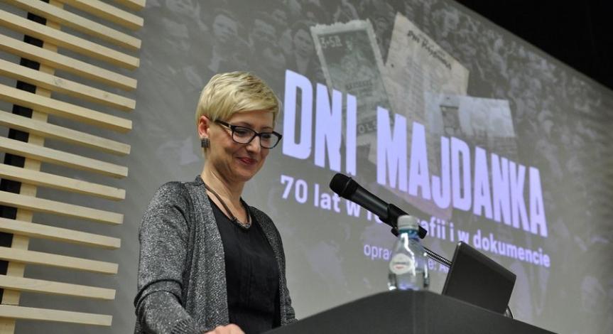 Powiększ obraz: Dni Majdanka 2015