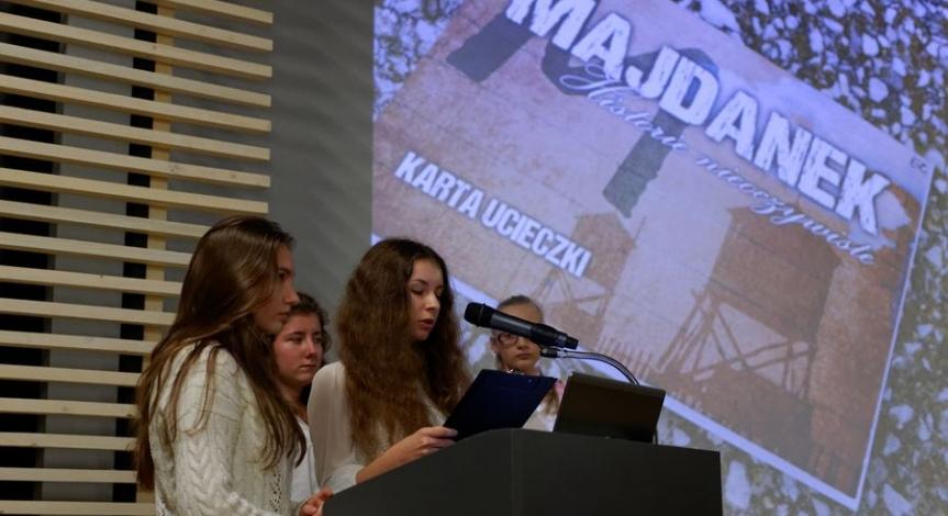 Powiększ obraz: Zakończył się projekt Majdanek - historie nieoczywiste