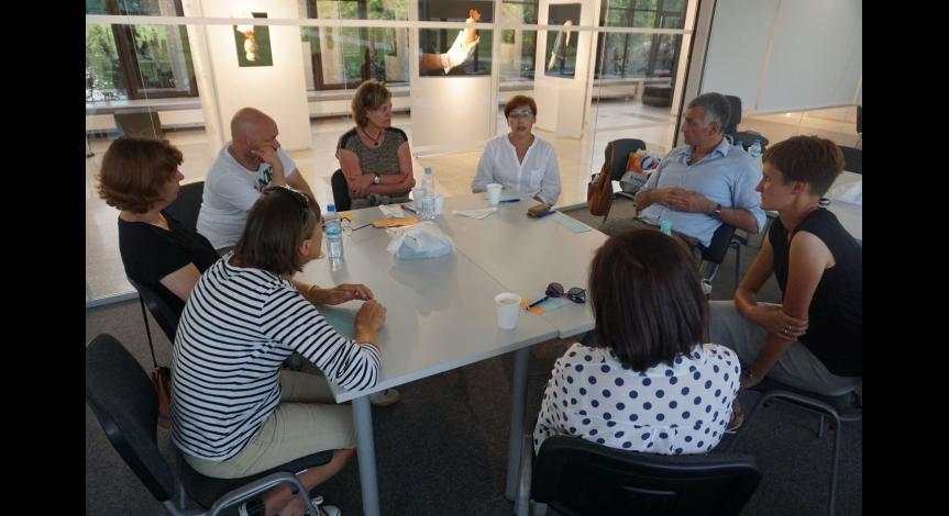 Powiększ obraz: Polsko-niemieckie seminarium dla nauczycieli