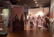 Pokaż powiększenie powyżej: Wystawa Więźniowie Majdanka