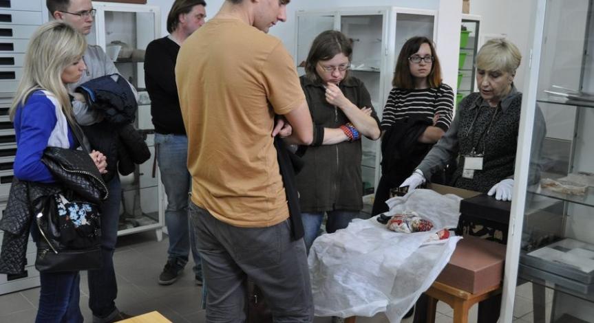 Powiększ obraz: Dni Majdanka - prezentacja zbiorów