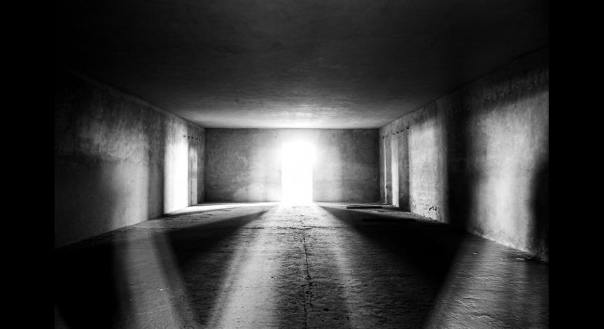 """Powiększ obraz: II miejsce w konkursie fotograficznym """"Majdanek w obiektywie"""". Autor: Kazimierz Chmiel"""