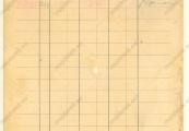 Pokaż powiększenie powyżej: Kartoteka pieniężna Agnieszki Koman, 2 lipca 1943, Id.26,v.14,k.24