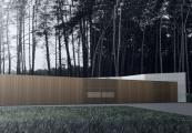 Pokaż powiększenie powyżej: Miejsce Pamięci w Sobiborze - wizualizacje