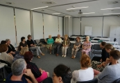 Show larger image above: Seminar for Polish and German teachers