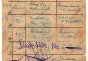 Pokaż powiększenie powyżej: 22 kwietnia 1944 r. poczta obozowa KL Lublin wysłała kilka przesyłek, przekazów pieniężnych i paczek z rzeczami wartościowymi