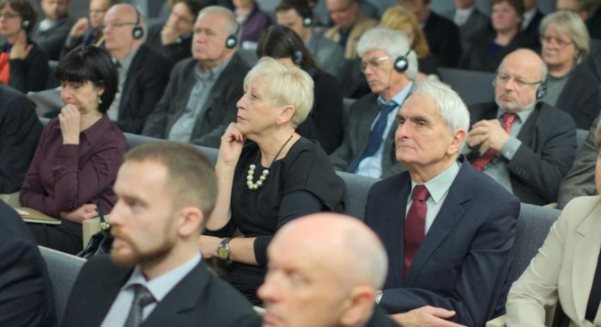 Powiększ obraz: Konferencja naukowa w 70-lecie Państwowego Muzeum na Majdanku