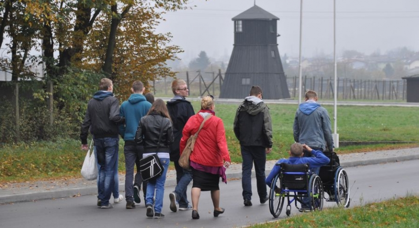 Powiększ obraz: Dni Majdanka - bezpłatne oprowadzanie