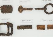 Pokaż powiększenie powyżej: Kolejne konserwacje obiektów z Sobiboru