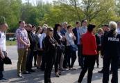Pokaż powiększenie powyżej: Współpraca Państwowego Muzeum na Majdanku i Komendy Wojewódzkiej Policji w Lublinie