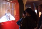 """Pokaż powiększenie powyżej: Duże zainteresowanie programem """"Kultura dostępna"""" w Muzeum na Majdanku"""