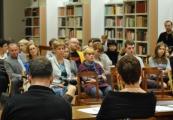 Pokaż powiększenie powyżej: Promocja 26. tomu Zeszytów Majdanka