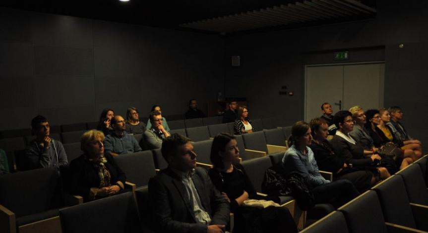 Powiększ obraz: Dni Majdanka - prezentacja i wykład
