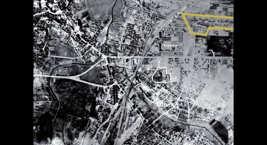 Powiększ obraz: Utworzenie getta na Majdanie Tatarskim i pierwsza selekcja Żydów w KL Lublin