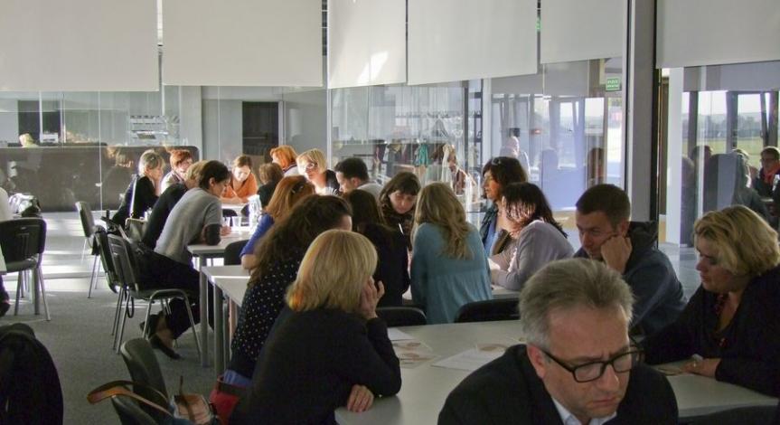 Powiększ obraz: Dni Majdanka - warsztaty dla nauczycieli