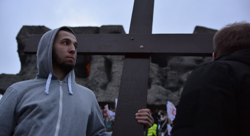 Powiększ obraz: The Way of the Cross 2015