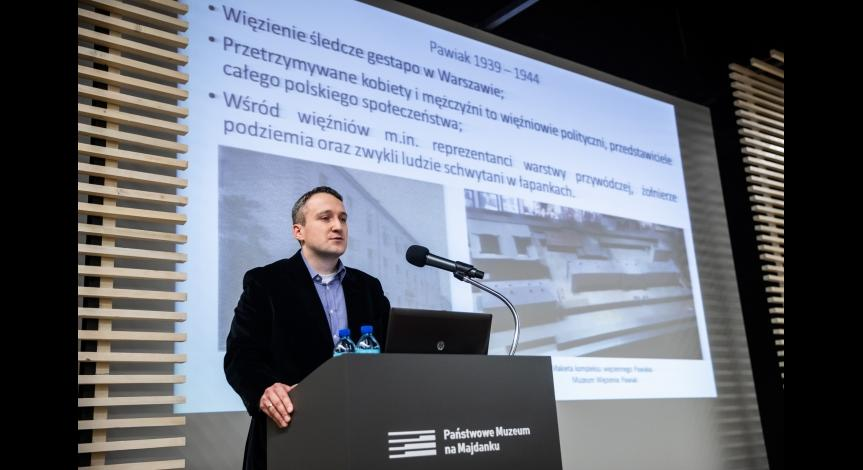 Powiększ obraz: 77 lat od pierwszego transportu z Pawiaka na Majdanek