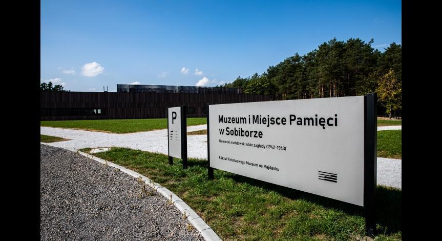Muzeum i Miejsce Pamięci w Sobiborze