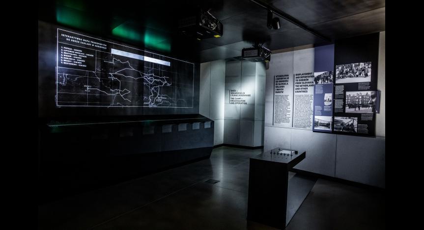 Wystawa stała Muzeum i Miejsca Pamięci w Sobiborze