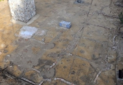Pokaż powiększenie powyżej: Konserwacja ruin komór gazowych w Sobiborze