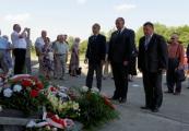 Pokaż powiększenie powyżej: 71. rocznica likwidacji obozu na Majdanku