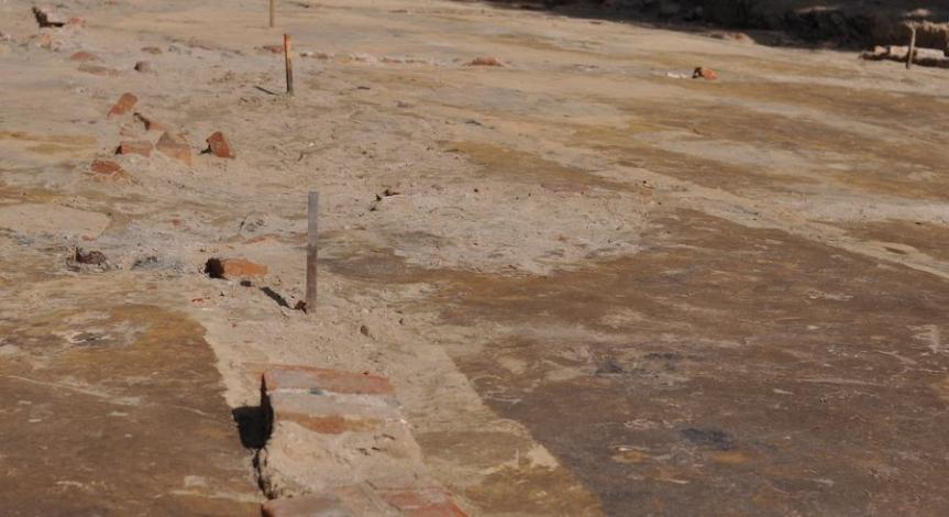 Powiększ obraz: Historyczne odkrycie w Sobiborze