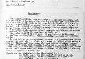 Pokaż powiększenie powyżej: 6. Meldunek sytuacyjny dowódcy III Oddziału Konnego SS i Policji w Chełmie majora Alfreda Eggerta z 22.10.1943 r. do 25. Pułku SS i Policji w Lublinie