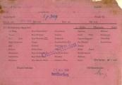 Pokaż powiększenie powyżej: Wzór ostatniego formularza Effekten-Verzeichnis drukowanego dla KL Lublin, w użyciu od września 1943 r.
