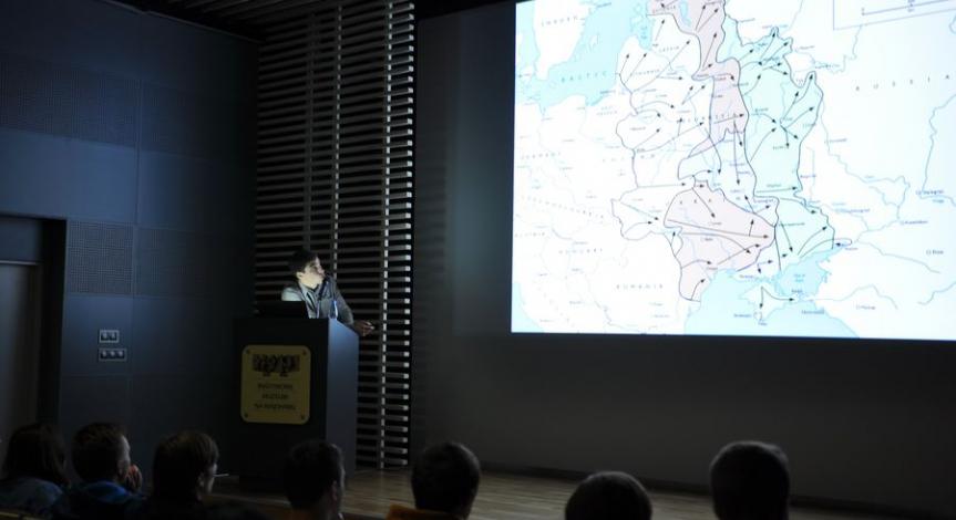 Powiększ obraz: Projekty PMM na Lubelskim Festiwalu Nauki