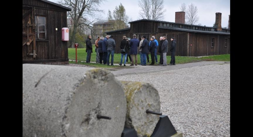 Zoom image: Cooperation between the State Museum at Majdanek and the Provincial Police Headquarters in Lublin