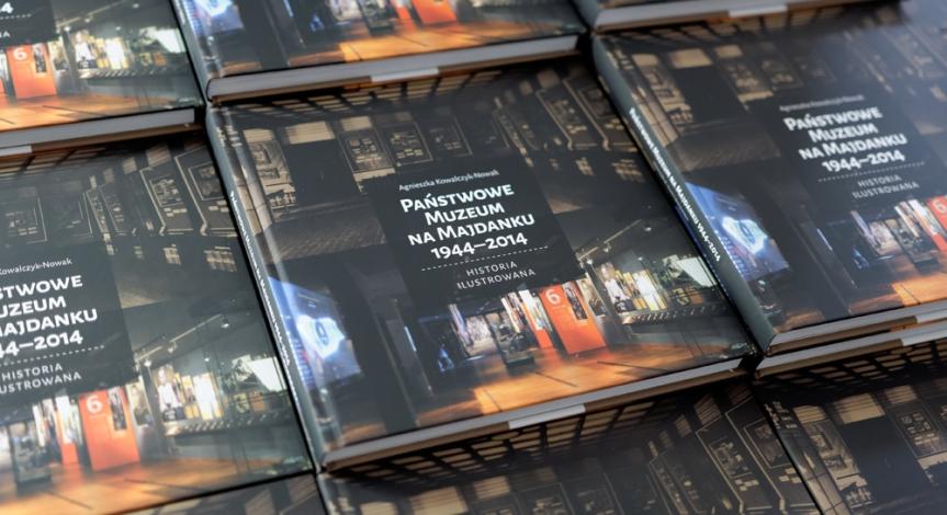 Powiększ obraz: 70 lat PMM w fotografii – nowa publikacja muzealna
