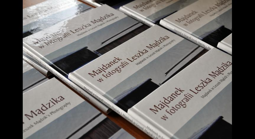 "Zoom image: Promotion of the album ""Majdanek in Leszek Mądzik's photography"""