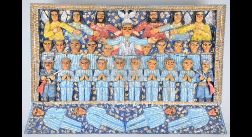 Powiększ obraz: Antoni Baran, Więźniowie