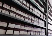 Pokaż powiększenie powyżej: Magazyn mikrofilmów