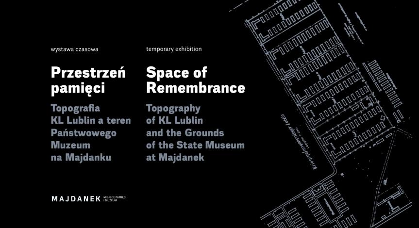 Zoom image: Space of Remembrance. Temporary exhibition