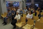 Pokaż powiększenie powyżej: Promocja nowego wydania wspomnień Jerzego Kwiatkowskiego w Warszawie