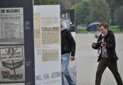 """Pokaż powiększenie powyżej: """"To były Dni Majdanka"""" - otwarcie nowej wystawy"""