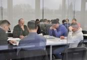 Pokaż powiększenie powyżej: Lubelscy policjanci biorą udział w seminarium historycznym