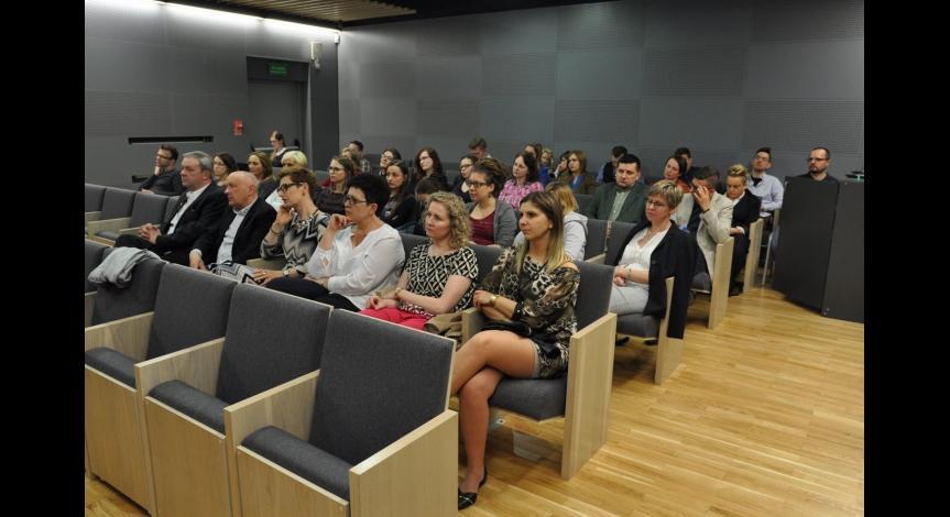 Powiększ obraz: Debata w Międzynarodowy Dzień Muzeów
