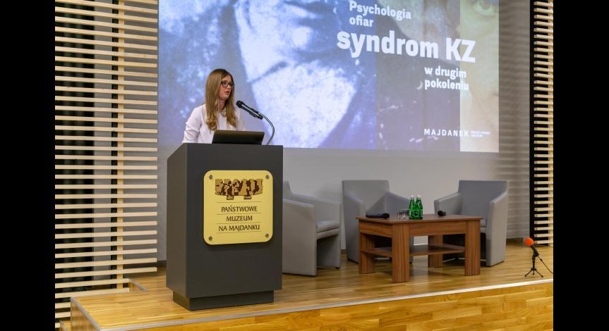 Powiększ obraz: Psychologia ofiary - Syndrom KZ w drugim pokoleniu