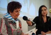 Pokaż powiększenie powyżej: Spotkanie z byłą więźniarką KL Lublin Janiną Mielniczuk, 16 czerwca 2018