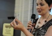 Pokaż powiększenie powyżej: Spotkanie poświęcone szpitalom obozowym na Majdanku