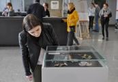 Pokaż powiększenie powyżej: Świadectwa życia w miejscu zagłady - otwarcie wystawy