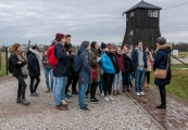 Pokaż powiększenie powyżej: Podróże studyjne wolontariuszy z Niemiec