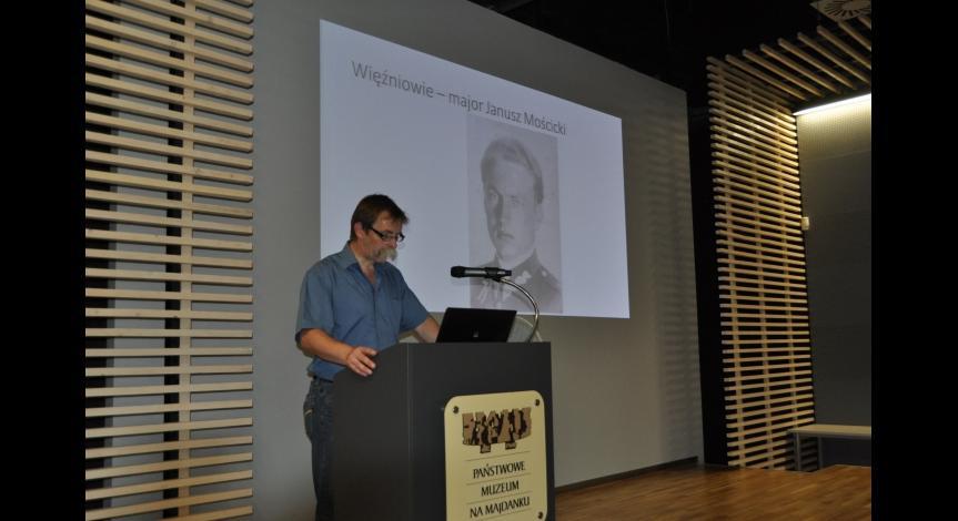 Powiększ obraz: WEEKEND Z HISTORIĄ - bezpłatne zwiedzanie byłego obozu KL Lublin z przewodnikiem