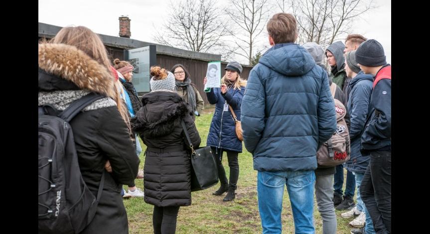 Powiększ obraz: Podróże studyjne wolontariuszy z Niemiec